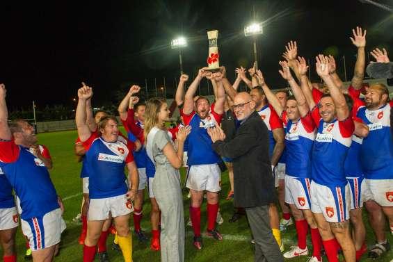 Rugby : la France fait déjouer la Nouvelle-Zélande et remporte la Aircalin Classic Rugby Cup