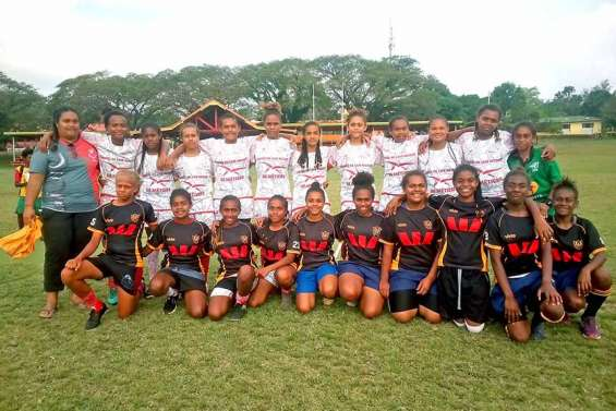 Des succès, des sourires  et du partage à Port-Vila