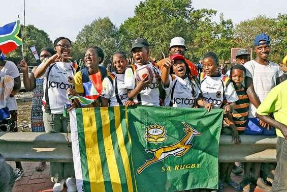 À Soweto, les rugbywomen se sentent pousser des ailes