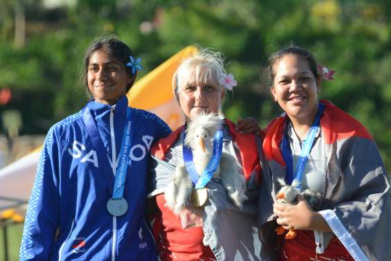 Jeux du Pacifique : les archers restent un peu sur leur faim