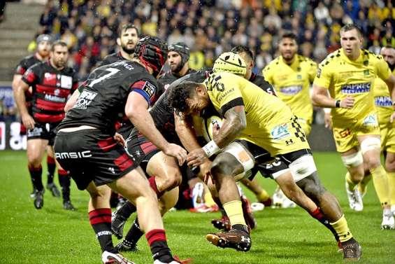 Clermont renverse Lyon, qui reste toutefois en tête du Top 14