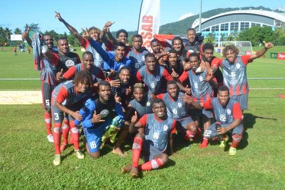 Jeux du Pacifique : les footballeurs invaincus, les filles se relancent