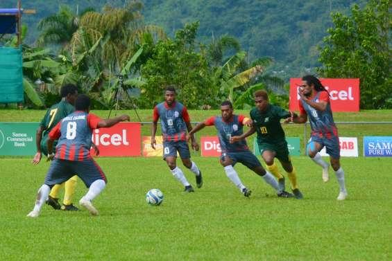 Jeux du Pacifique : les footballeurs gagnent, pas les filles