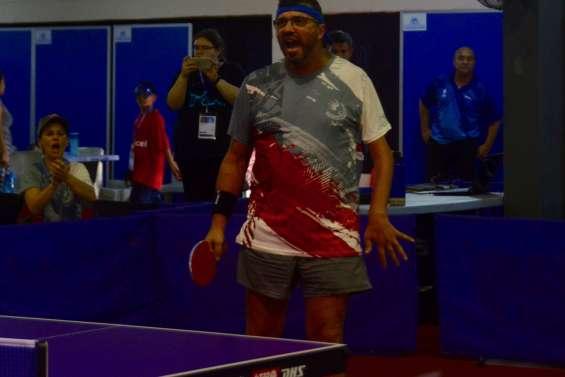 Jeux du Pacifique : une deuxième médaille d'or en tennis de table