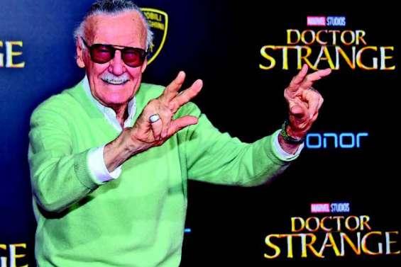 Stan Lee, mort d'un super-héros