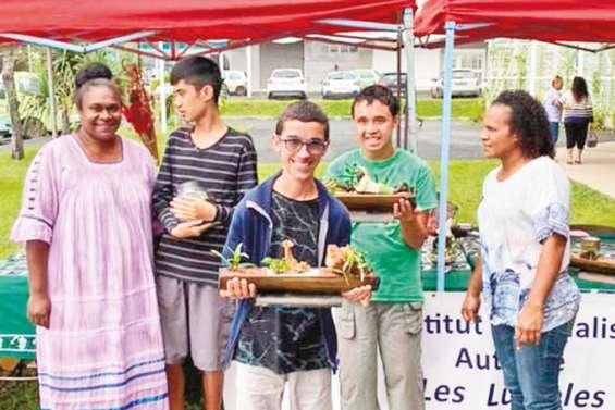 L'Institut spécialisé autisme s'installe au marché de Boulari