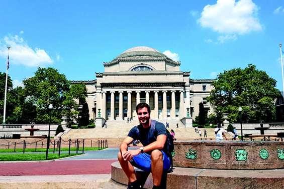 Premier diplômé de Sciences-Po et de Columbia
