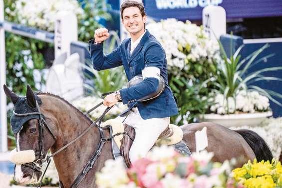 Steve Guerdat au galop vers l'aventure olympique