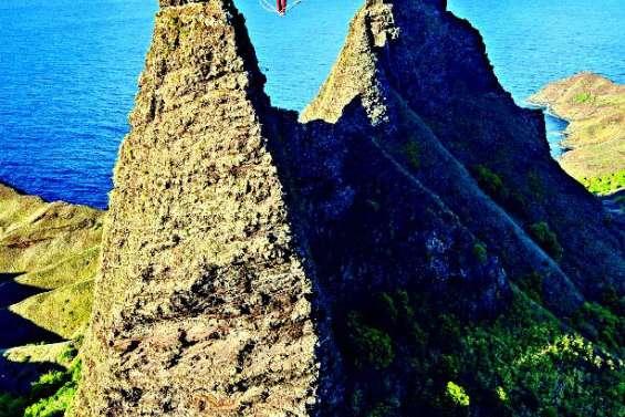 La Polynésie sur le fil