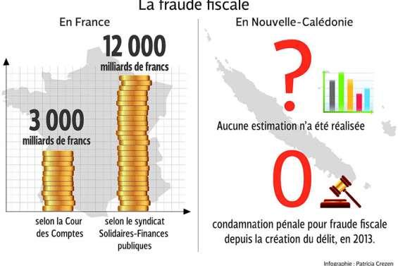 Lutte anti-fraude fiscale : le chantier reste vaste