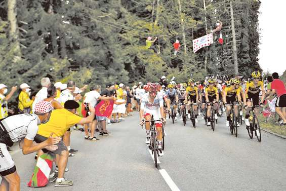 Des records qui posent question sur le Tour