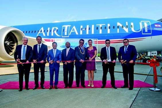 Premier Boeing Dreamliner pour Air Tahiti Nui