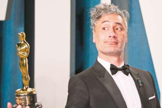 Taika Waititi, premier Maori à remporter un Oscar