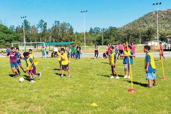 Sainte-Marie recherche les futurs talents du football