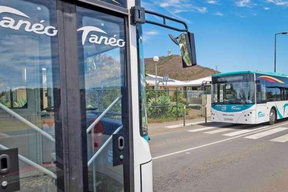 Le trafic des bus Tanéo reprend normalement