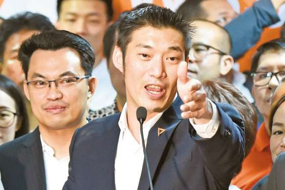 Future Forward, parti menacé d'interdiction
