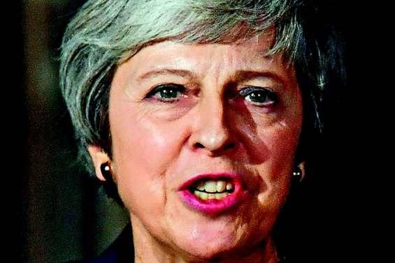 Brexit : May doit désormais vendre l'accord aux députés