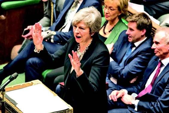 Theresa May veut renégocier l'accord de Brexit, mais pas l'UE