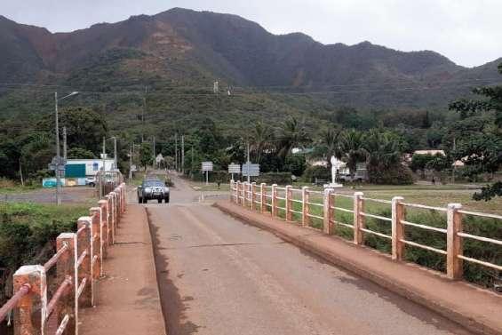 La province va construire un nouveau pont pour mieux desservir le village de Thio