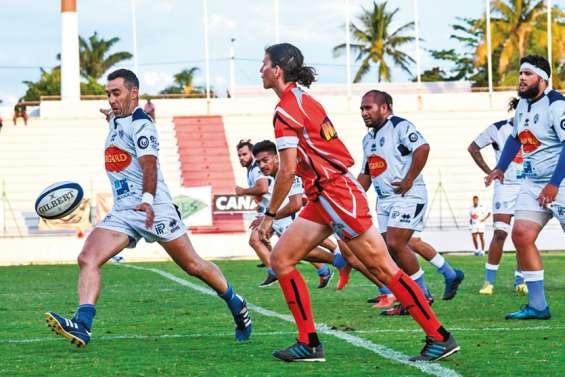 L'Olympique conserve son titre à XV au terme d'une belle journée de rugby