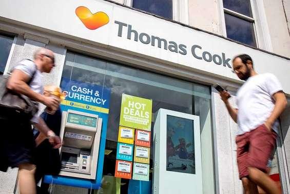 Thomas Cook fait faillite : 600 000 clients à rapatrier