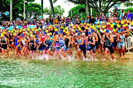 Triathlon BNC et Meeting Qantas : les résultats