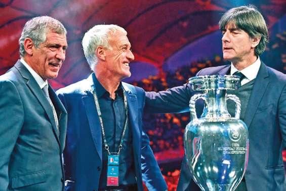 Les Bleus dans le « groupe de la mort » à l'Euro 2020