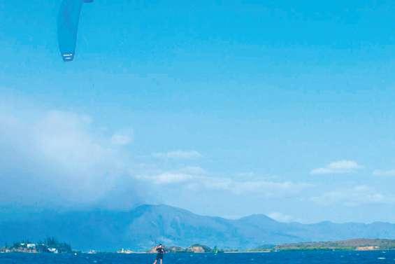 Titouan Galéa s'offre un nouveau record sur le Nautile Speed Test