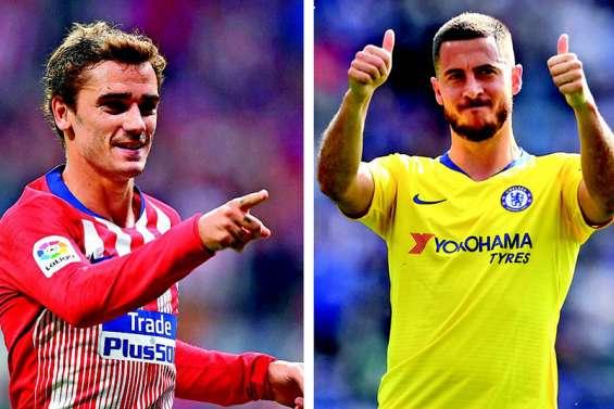 Transferts : Real et Barça, la guerre des étoiles
