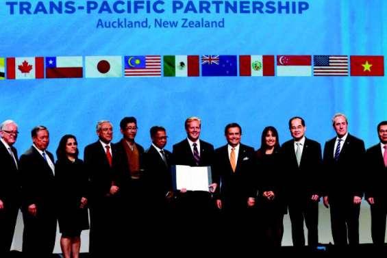 Accord transpacifique : Ottawa s'engage