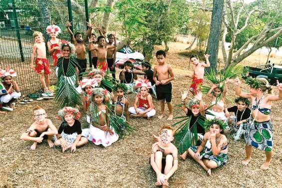 La traversée du Pacifique vue par les enfants