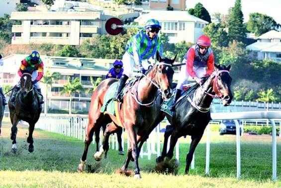 Tristram Hill remporte la Ladies Cup