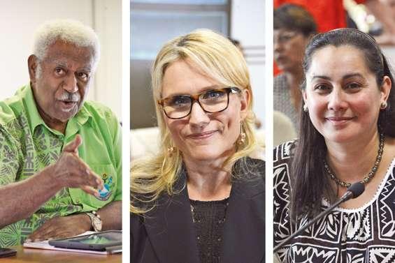 Trois élus calédoniens à l'assemblée de la francophonie
