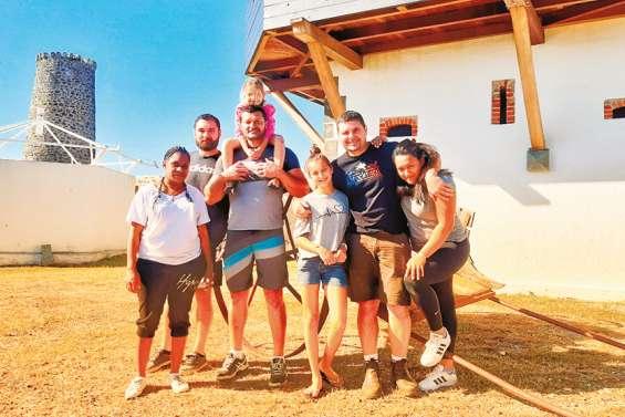 Découvrir l'histoire du pays  en s'amusant au Fort Téremba