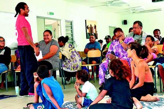 Des familles sensibilisées aux pratiques artistiques