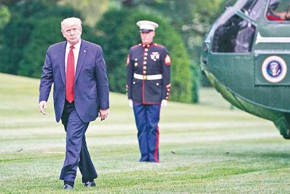 Les Etats-Unis se retirent du traité international Open Sky