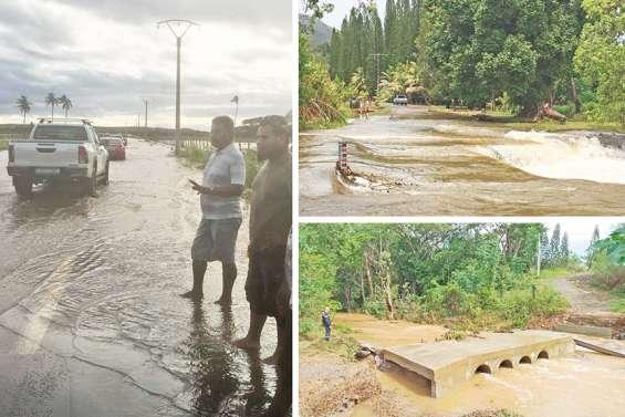 Uesi, un cyclone pluvieux qui a paralysé le pays