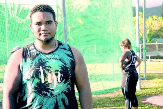 Wesley Ugatai bat son record personnel