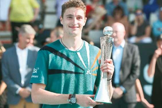 Ugo Humbert gagne  son premier tournoi