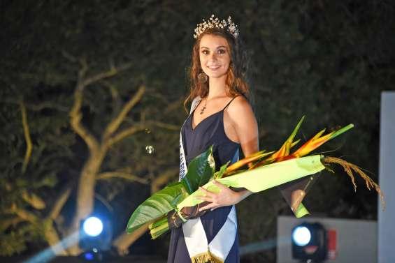 La Miss Nouvelle-Calédonie s'apprête à partir en Métropole pour l'élection de Miss France