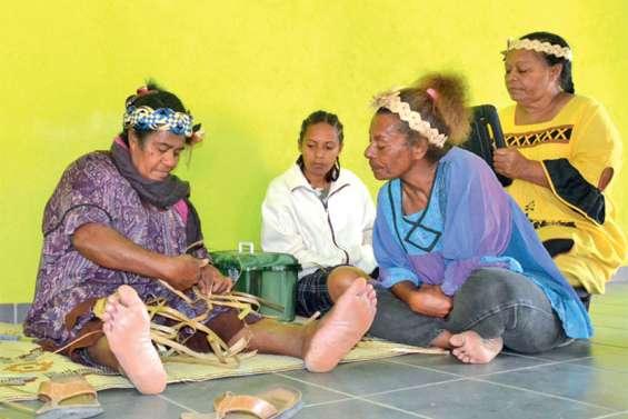 A la découverte des savoir-faire traditionnels à la tribu de Table Unio