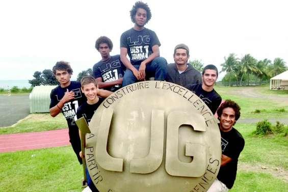 Objectif champions de France pour les lycéens de Jules-Garnier