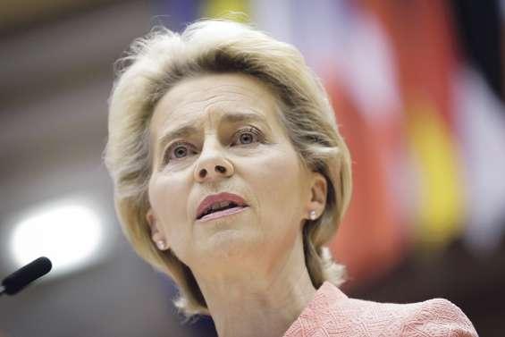 Ursula von der Leyen dévoile son plan de bataille