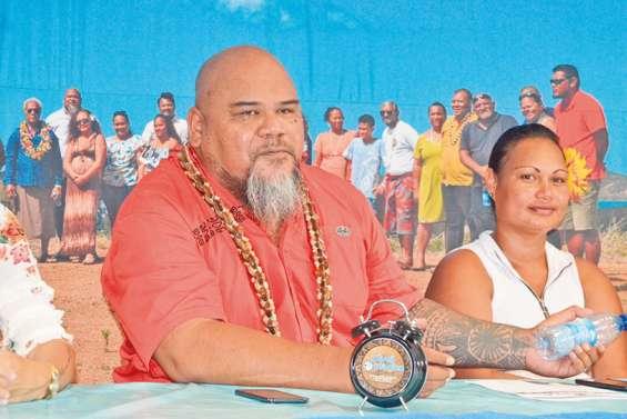 Vaimu'a Muliava veut revenir aux « valeurs océaniennes »
