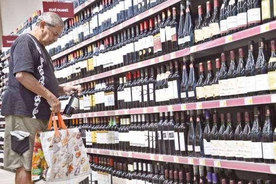 Alcool, fin des restrictions horaires en province Sud