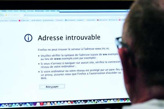 Le réseau Internet calédonien est-il vraiment fiable ?