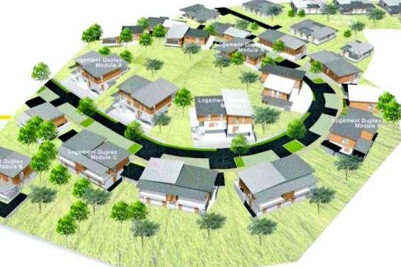 Les Villas du 6e : un projet en densité devenu chantier vert