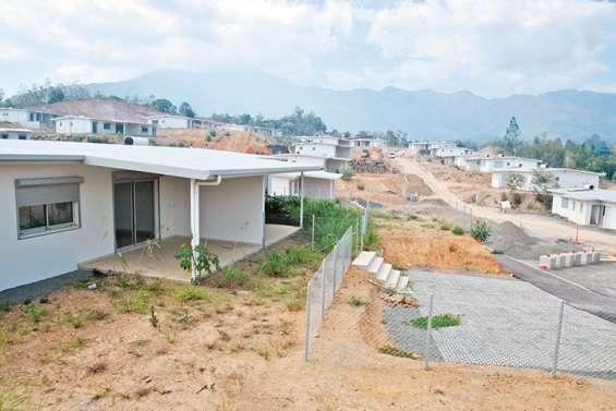 Le FSH livre des logements et aménage plus de 370 lots nus sur la commune