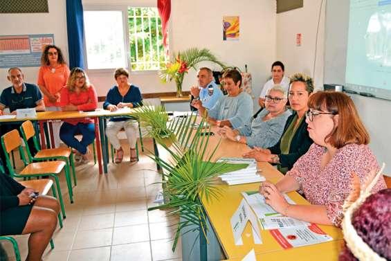 Une matinée sur les violences faites aux femmes au lycée Saint-François-d'Assise