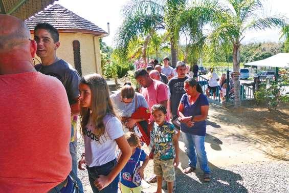 Grosse participation pour une journée d'élection référendaire sereine sur VKP